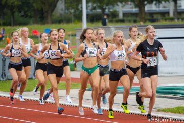 Elke Wijkmans in finale NK U18